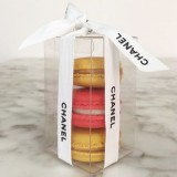 Clear Macaron Box for 3 Macarons($1.20/pc x 25 units)